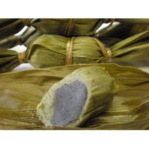 新潟名物伝統の味!笹団子 黒ゴマあん10個 × 2セット 計20個セット