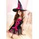 【ハロウィン】 魔女のスチューム 【6244】【MLS】