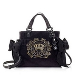 JUICY COUTURE(ジューシークチュール) Crown Miss Daydreamerハンドバッグ