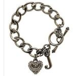 JUICY COUTURE(ジューシークチュール) Pave Starter Bracelet ブレスレット