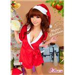 コスプレ 2012年新作 クリスマス☆サンタクロース セット/コスチューム/s021