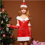【クリスマスコスプレ】サンタクロースコスプレセット/コスチューム/s027の詳細ページへ