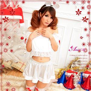 【クリスマスコスプレ】サンタクロースコスプレセット/コスチューム/s029