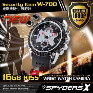 腕時計型 スパイカメラ スパイダーズX (W-780)