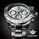 Seventh Wonder(セブンス・ワンダー) クロノグラフ メンズ 腕時計 SILVER SW0191