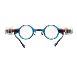 adlens(アドレンズ) 度数が調節できる眼鏡 ピーオーヴィー(adlens p.o.v) ブルー