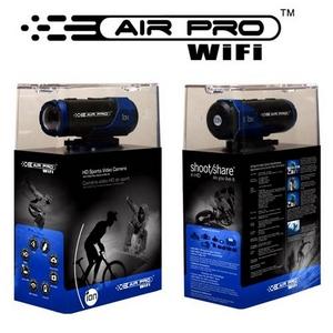 ION(アイオン) ウェアラブルカメラ AIR PRO wifi(PRO PLUS&wifiPOOZセット)
