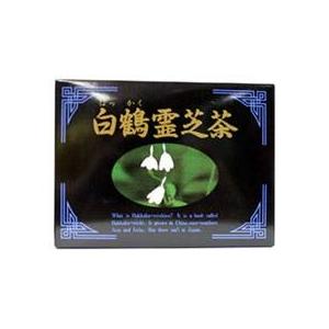 白鶴霊芝茶(ハッカクレイシチャ)52g(26gX2袋入り)
