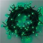 100球LED 12m グリーン(緑コード/コントローラー付き/防滴型)の詳細ページへ