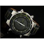 SEIKO(セイコー) 腕時計 メンズ アナデジ 海外モデル SNJ023P2