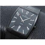 SKAGEN(スカーゲン) 腕時計 チタン メンズ 851LTBB