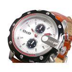 D&G(ディーアンドジー) 腕時計 SEAN クロノグラフ DW0365