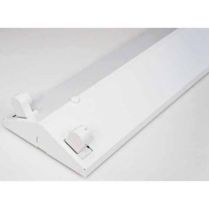 【在庫処分】6台セット 直管LED蛍光灯用照明器具 逆富士型 40W形2灯用
