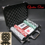 QuattroAssi(クアトロ・アッシー)ポーカーチップセット200