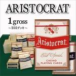ARISTOCRAT[ポーカーサイズ] 1グロスの詳細ページへ