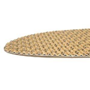 アシートOタイプ40足入お徳用パック 男性用25cm 【ペーパーインソール(紙製靴中敷き)】