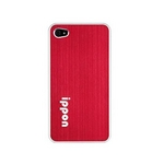iPhone4/4S ケース カバー red