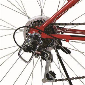 DRAFT(ドラフト) 26インチ マウンテンバイク ブラック MG-MTF266
