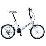 折畳み自転車 CHEVROLET FDB20E MG-CV20Eの詳細ページへ