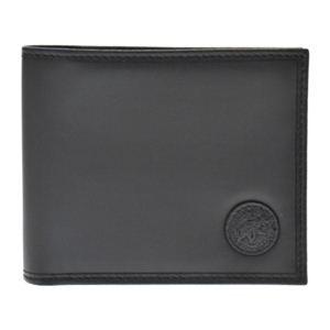 HUNTING WORLD(ハンティングワールド) 310 13A BATTUEOR BLACK 二つ折り財布(小銭入れ付)