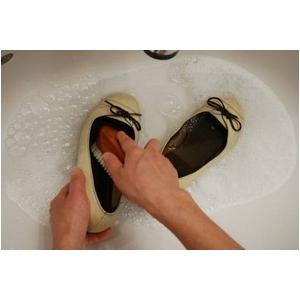 【クリーニング革命 誰でも簡単に、革が水洗いできる。!!】レザーウォッシュ for ウェアー+シューズ セット