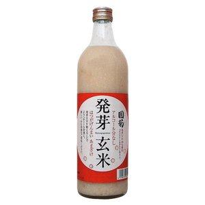 国菊 発芽玄米甘酒 720ml 6本セット