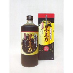 【メーカー直送!】発酵 黒豆力(プレミアム発酵黒大豆絞り) 3本セット