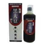 発酵 黒大豆搾り 720mlの詳細ページへ