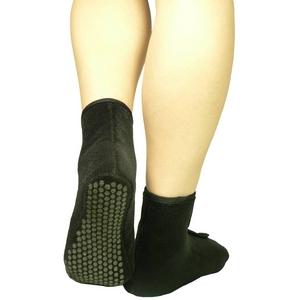 宇宙の靴下シリーズ  Air Fit ルームシューズ ブラック Lサイズ