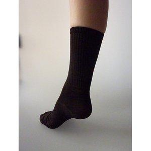【特許取得済】消臭靴下「宇宙のくつ下」ノーマルタイプ ブラック F