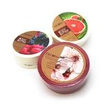 DELON デロン ボディバター 3個SET ピンクGF&レモン/チェリーブロッサム/ラズベリー&カシスの詳細ページへ