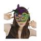 【コスプレ】 RUBIE'S(ルービーズ) Domino Mask - Green/Purple(ドミノ マスク グリーン/パープル)