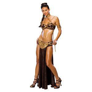 【コスプレ】 RUBIE'S(ルービーズ) SECRET WISHES(シークレットウィッシーズ)) コスプレ Princess Leia(プリンセス レイア) Stdサイズ