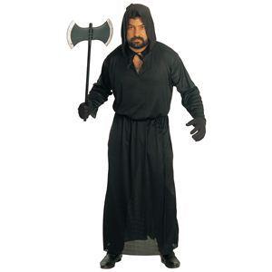 【コスプレ】 RUBIE'S(ルービーズ) ADULT(アダルト) コスプレ Black Robe (ブラック ローブ) Stdサイズ