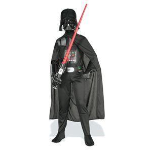 【コスプレ】 RUBIE'S(ルービーズ) STAR WARS(スターウォーズ) コスプレ Child Better Darth Vader(ダース・ベイダー) Mサイズ
