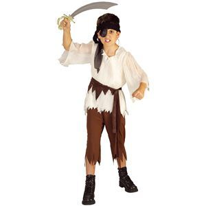 【コスプレ】 RUBIE'S(ルービーズ) CHILD(チャイルド) コスプレ Pirate Boy(パイレット ボーイ) Lサイズ
