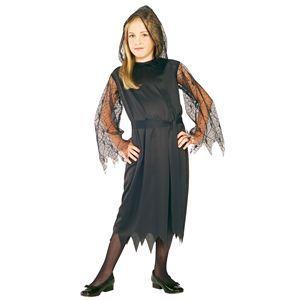 【コスプレ】 RUBIE'S(ルービーズ) CHILD(チャイルド) コスプレ Gothic Lace Vampiress(ゴシック レイス ヴァンパイアズ) Mサイズ