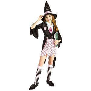 【コスプレ】 RUBIE'S(ルービーズ) CHILD(チャイルド) コスプレ Charm School Witch(チャーム スクール ウィッチ) Sサイズ