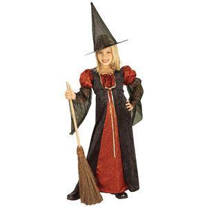 【コスプレ】 RUBIE'S(ルービーズ) CHILD(チャイルド) コスプレ Red Sparkle Witch(レッド スパークル ウィッチ) Sサイズ