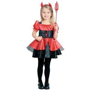 【コスプレ】 RUBIE'S(ルービーズ) CHILD(チャイルド) コスプレ Pretty Devil(プリティー デビル) Todサイズ