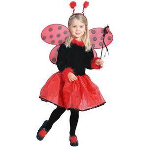 【コスプレ】 RUBIE'S(ルービーズ) CHILD(チャイルド) コスプレ Pretty Ladybug(プリティー レディーバグ) Sサイズ