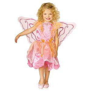 【コスプレ】 RUBIE'S(ルービーズ) CHILD(チャイルド) コスプレ Pink Pixie(ピンク ピクシー) Todサイズ