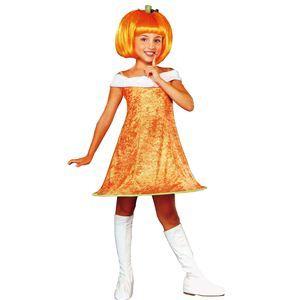 【コスプレ】 RUBIE'S(ルービーズ) CHILD(チャイルド) コスプレ Pumpkin Spice(パンプキン スパイス) Sサイズ