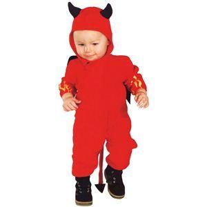 【コスプレ】 RUBIE'S(ルービーズ) CHILD(チャイルド) コスプレ Devilicious(デビリシャス) Newbornサイズ