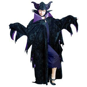 【コスプレ】 RUBIE'S(ルービーズ) DISNEY(ディズニー) コスプレ 眠れる森の美女 Adult Maleficent(マレフィセント) Stdサイズ