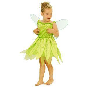 【コスプレ】 RUBIE'S(ルービーズ) DISNEY(ディズニー) コスプレ ピーターパンシリーズ Child Tinkerbell(ティンカーベル) Todサイズ
