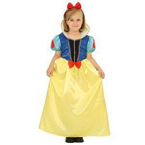 RUBIE'S(ルービーズ) DISNEY(ディズニー) コスプレ PRINCESS(プリンセス)シリーズ 白雪姫 Child Snow White(スノウ ホワイト) Sサイズ