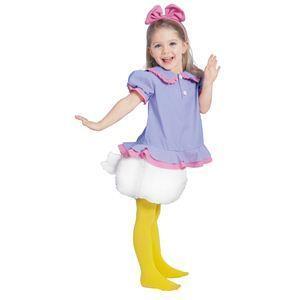 【コスプレ】 RUBIE'S(ルービーズ) DISNEY(ディズニー) コスプレ Child Daisy (デイジー) Todサイズ