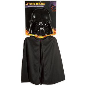 Darth Vader Child Cape & Mask Set(ダース・ベイダー チャイルド 肩マント & マスク セット)
