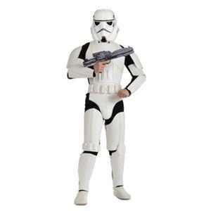 Dlx. Stormtrooper Adult ストームトルーパー STDサイズ